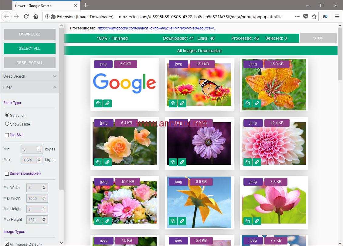 برنامج تنزيل الصور من جوجل 2021 ا ن مكس