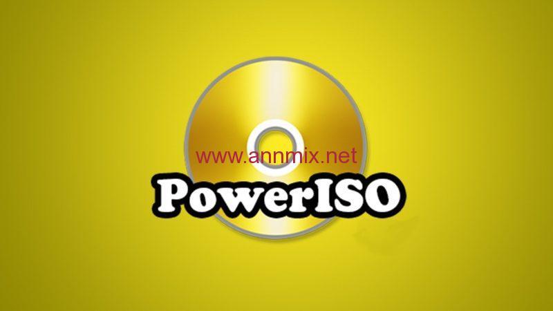 تحميل برنامج power iso مع السيريال myegy